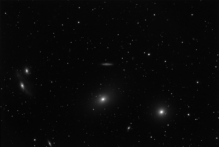 M84 and M86 with FS 102