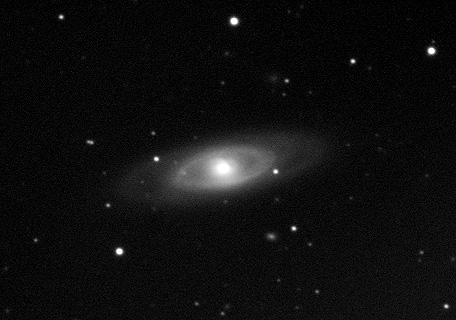 NGC 4274 with Tak 5 inch