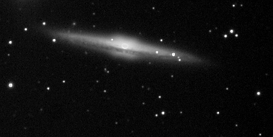 NGC 5746 with Tak 5 inch